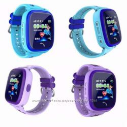 Детские умные gps часы Smart baby watch DF25 Водонепроницаемые