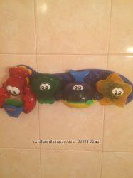 Игрушки для ванной Fisher-Price