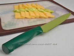 Нож универсальный с керамическим покрытием 7S-C зеленый