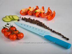 Нож Hilton MB NS Chef 8 голубой