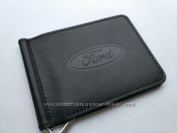 Зажим для денег из натуральной кожи Ford