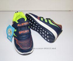 Кроссовки качественные для девочек синие