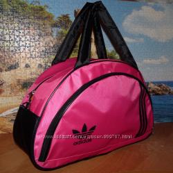 Стильная спортивная сумка в 5 цветах.