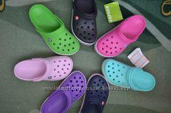 Crocs женские кроксы