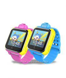 Детские часы Smart wacth Q200 3G, GPS, Android, Игры