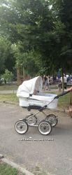 Детская коляска 2 в 1 Emmaljunga Mondial Duo Combi