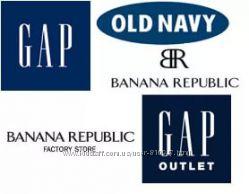 GAP, Old Navy, walmart Америка Без комиссии