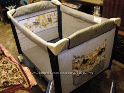 Geoby 05H-224 MCB манеж-кровать