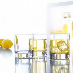 Низкие стаканы для напитков. Luminarc