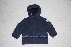 Куртка ветровка на флисе F&F на 2-3 года рост 98 см