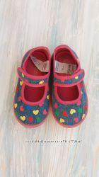 Мокасінчики-туфельки Marks&Spenser розмір 4