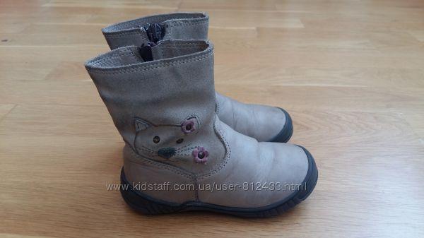 Шкіряні чобітки Start-Rite розмір 22
