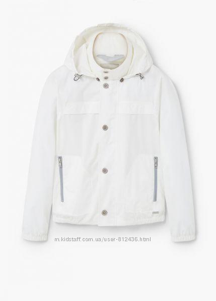 Мужская новая курточка ветровка MNG Mango