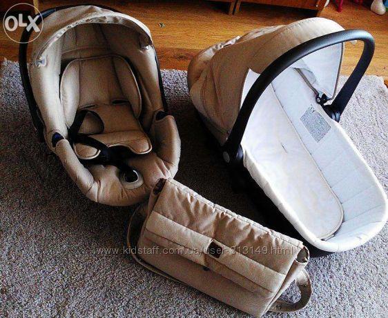 Коляска 3в1 Cam Comby Family Sport