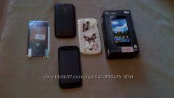 Телефон Fly Vista IQ451 Quattro