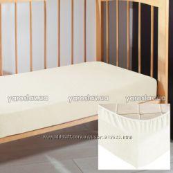 Простынь непромокашка в детскую кроватку