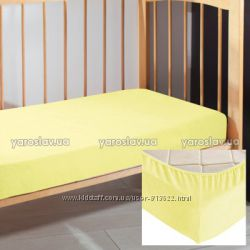 Простынка непромокашка в детскую кроватку