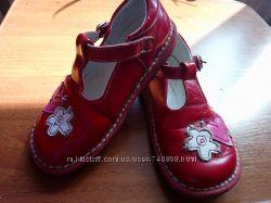 Туфельки для девочки, бу, MarksSpencer