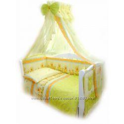 Комплект Twins Comfort  для детской кроватки  9 предметов