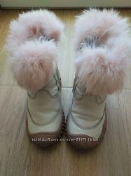 Зимние ботинки Bartek 25размер