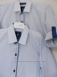 Рубашки Трансформер Слим Коттон Выбор