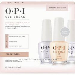 Комплексна программа для обновления ногтей OPI Nail Treatments Gel Break