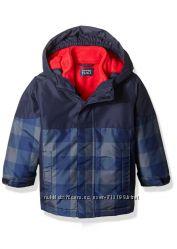Children Place зимняя куртка 3 в 1 для мальчика размер 4t