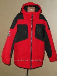 Зимняя термо куртка, лыжная на 13 лет в идеальном состоянии
