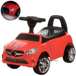 Каталка толокар Бемби мерседес 3147С машинка легковая детская Bambi Mercede