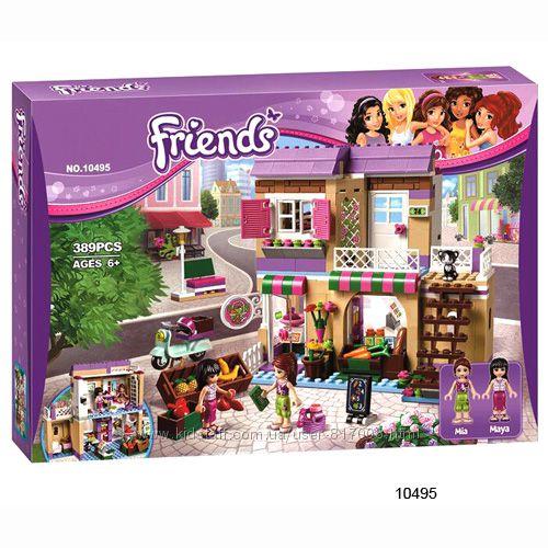 Бела Френдс конструктор Bela Friends 10494 10495 для девочки супермаркет