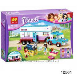 Бела Френдс конструктор 10163 10561 Bela Friends для девочки аналог