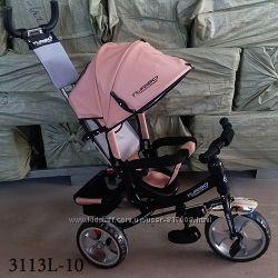 Турбо Трайк 3113L колеса пена велосипед трехколесный детский Turbo trike