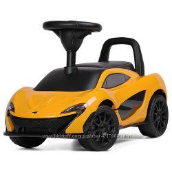 Макларен Z 372L толокар каталка детская машинка McLaren музыкальный
