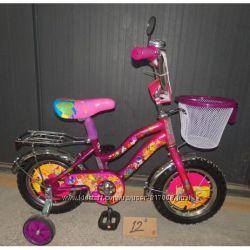 Мустанг Винкс 12 16 двухколесный велосипед девочки Mustang Winx