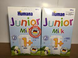 Молочная детская смесь Humana