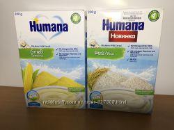 Продам каши Humana Хумана