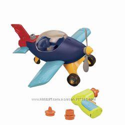 Игрушка-конструктор Battat Разборный самолет Take-Apart Airplane