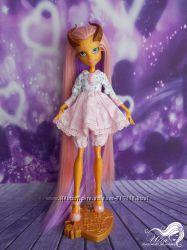 Прошивка волос куклам Monster High Ever After High Барби Barbie Disney