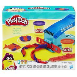 Набор для лепки Play-Doh Веселая Фабрика от Hasbro