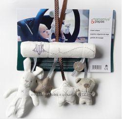 Музыкальная подвеска белая Millie&Boris