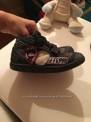 Кожанные ботиночки GF 25 р