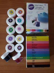 Набор гелевых красок Wilton 12 цветов