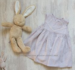 Классное платье на малышку 6-9 мес