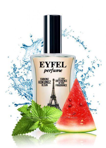 турецкая парфюмерия Eyfel Perfumum стойкие и качественные духи 190