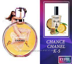 Женский парфюм Eyfel K-5 -CHANCE CHANEL