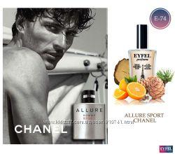 Мужской парфюм EYFEL  -  Allure Homme Sport -Chanel