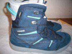 Ботинки зимние LOWA 40р