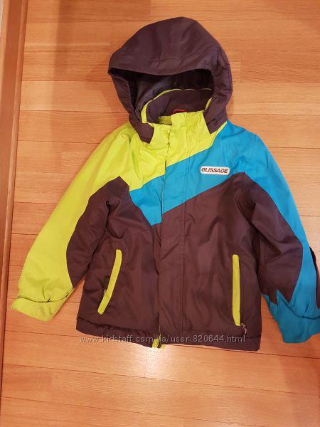 Зимняя куртка Glissade. Размер 104
