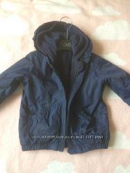 Деми куртка ветровка Prenatal Milano