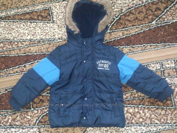 Куртка демі F&F, 86р.